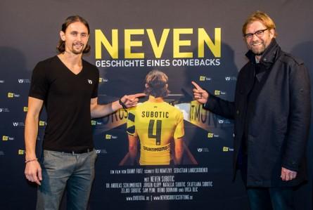 """Kinopremiere """"Neven – Geschichte eines Comebacks"""""""